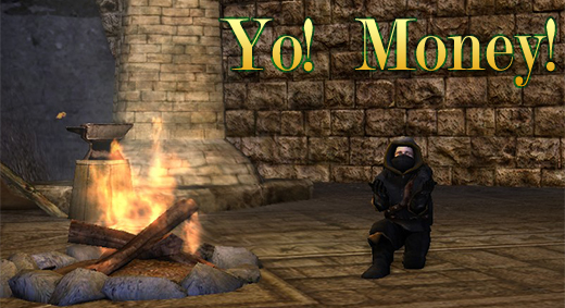 LOTRO Academy: 69 - Yo!  Money!