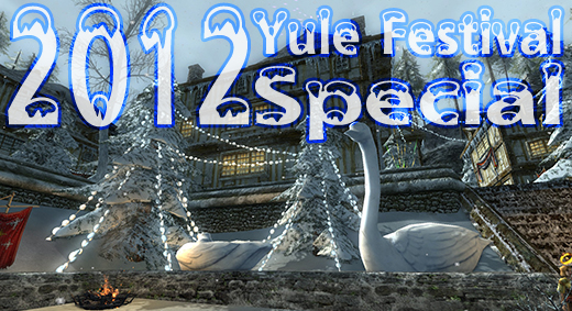LOTRO Academy: 2012 Yule Festival Special